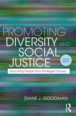 Promoting Diversity and Social Justice By Goodman, Diane